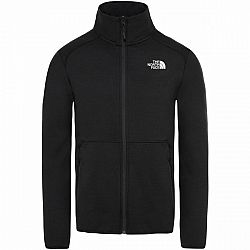 The North Face QUEST FZ JKT čierna S - Pánska bunda