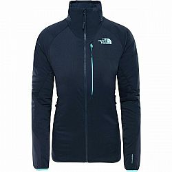 The North Face VENTRIX JACKET W tmavo modrá M - Dámska bunda