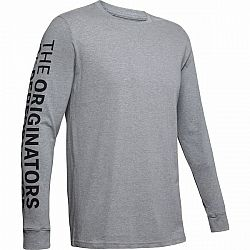 Under Armour ORIGINATORS OF PERFORMANCE LS  S - Pánske tričko